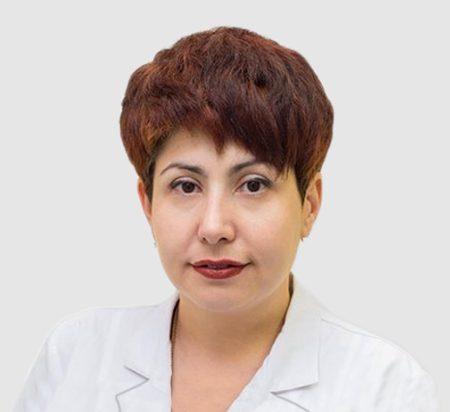 Вайсберг Александра Рудольфовна