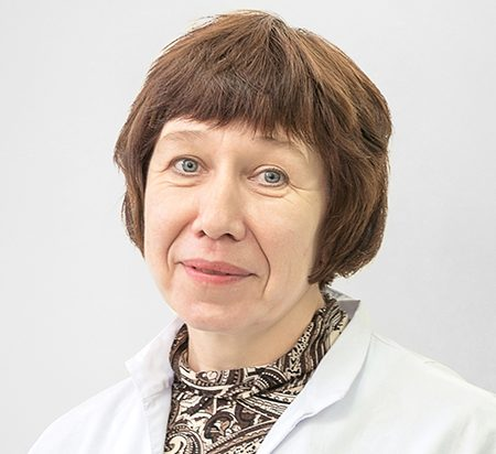 Хлытина Марина Николаевна