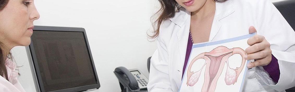 Лечение выпадения матки