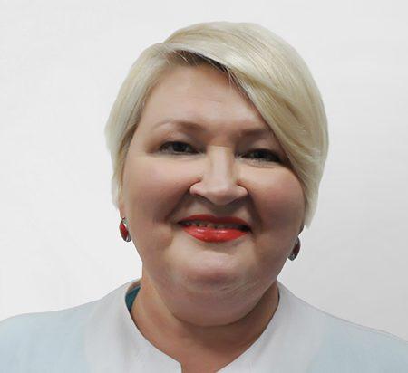 Усатова Светлана Васильевна
