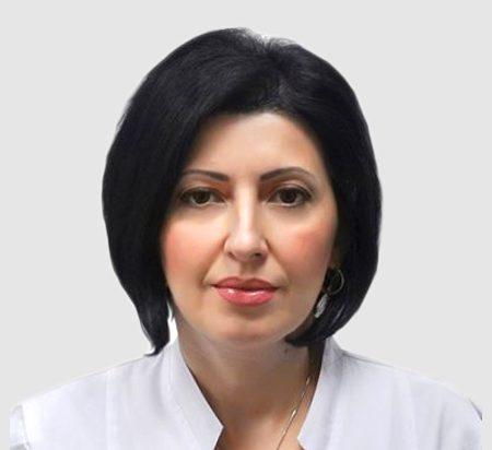 Давоян Заруи Валериевна