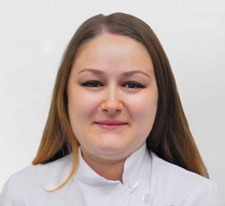 Кацубо Елизавета Михайловна