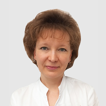 Мухина Оксана Георгиевна