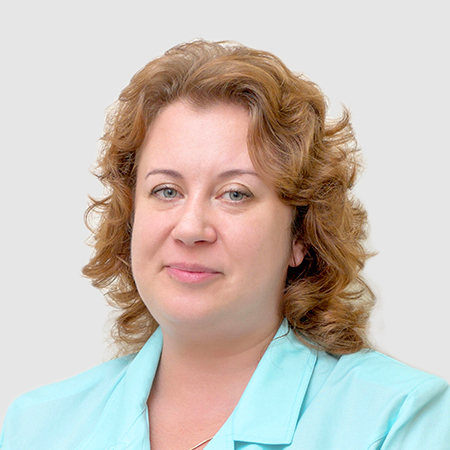 Шебунина Людмила Алексеевна