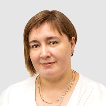 Синицина Ольга Александровна