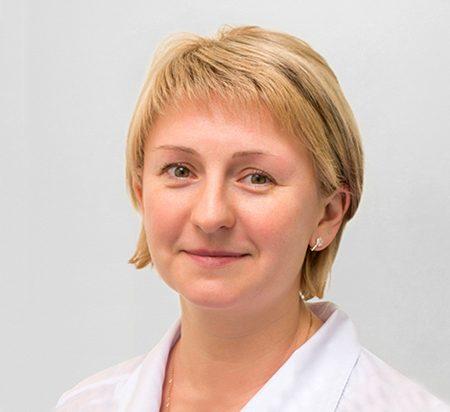 Захарова Елена Михайловна