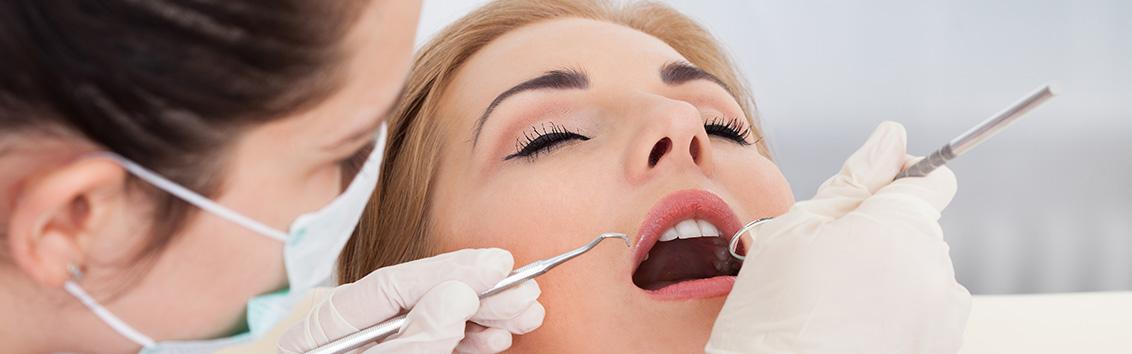 Лечение зубов во сне