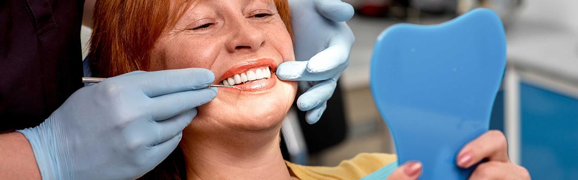 Цены на протезирование зубов
