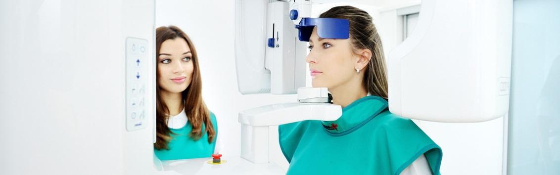 Компьютерная 3D-томография челюстно-лицевой области