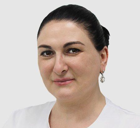 Капанадзе Тамар Иосифовна
