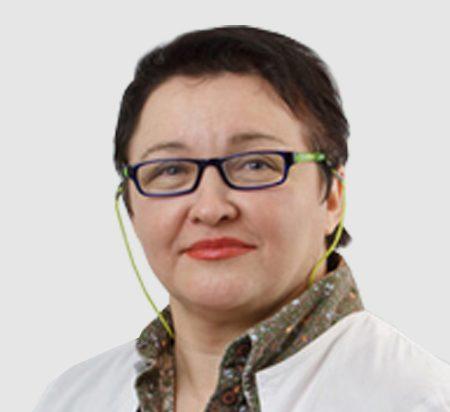 Чугунова Светлана Алексеевна