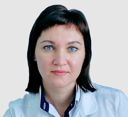 Ктитарева Юлия Васильевна