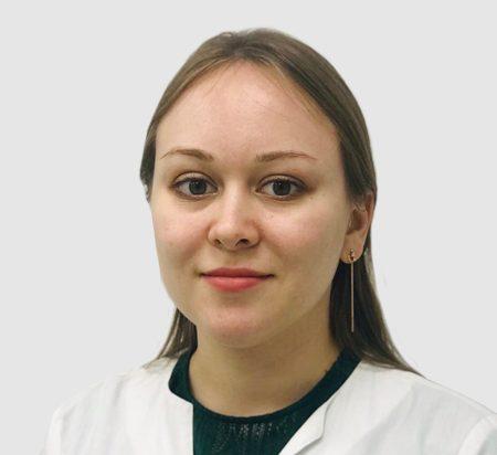 Маркина Полина Михайловна
