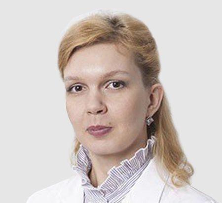 Мокеева Евгения Алексеевна
