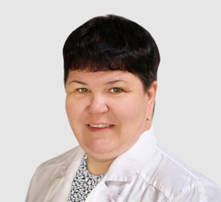 Пархоменко Ирина Георгиевна